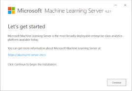 si e de microsoft binden machine learning komponenten auf sql server auf microsoft
