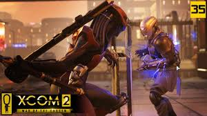 assassin vs klaus and dragunova part 35 xcom 2 war of the