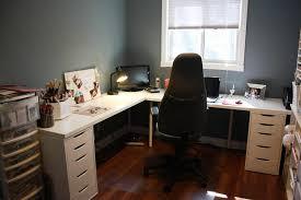 wood l shaped office desk with hutch desk design small l