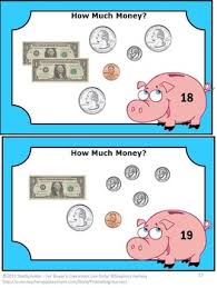money task cards dollars and coins worksheets 2nd grade math centers