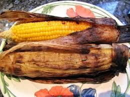 cuisiner des epis de mais maïs grillé au barbecue lacath au four et au moulin