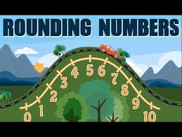rounding numbers song u0026 music video round whole numbers 3rd