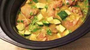 cuisine à la mijoteuse colombo de porc à la mijoteuse recette par delizioso
