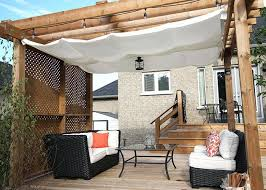 Retractable Pergola Awnings by Diy Decorative Pergola Shade Canopy Diy Retractable Pergola Canopy