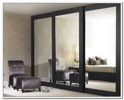 Mirror Doors For Closet Lovable Modern Glass Closet Doors With 94 Best Mirrored Closet