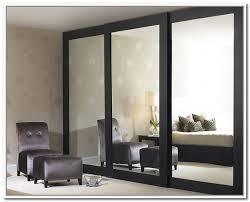 Mirror Sliding Closet Doors Lovable Modern Glass Closet Doors With 94 Best Mirrored Closet