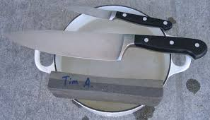 best way to sharpen kitchen knives knife sharpening tricks 10 steps with pictures