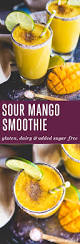 sour mango smoothie meatified
