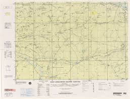 Dakar Senegal Map West Africa Joint Operations Graphic Perry Castañeda Map