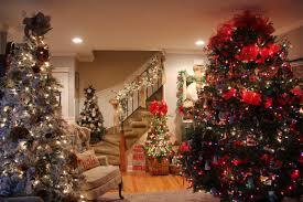 priscillas christmas in the foyer 2014
