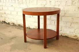 modern round end table small round end tables adamtassle com