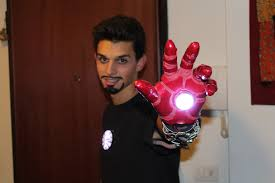 Iron Man Halloween Costume Iron Man Glove Halloween Costume Tonystarkitaly Deviantart