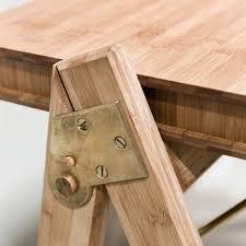 Schreibtisch Naturholz Field Desk Von We Do Wood Im Wohndesign Shop