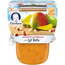 fruit delivery dallas kroger gerber 3 rd foods 3f island fruit blend with lil bits