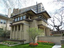 frank lloyd wright design style prairie style architecture design visual dictionary chicago