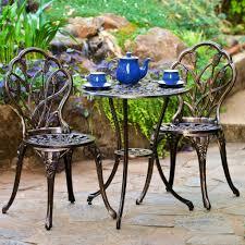 Sunvilla Bistro Chair Wrought Iron Patio Chairs Costco Sunvilla Wrought Iron Iron