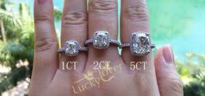 5 carat engagement ring 5 carat diamond rings insider guide to buying intelligently