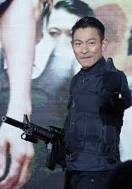 Andy Lau Blind Detective Hong Kong Actor Andy Lau Continued The Promotional Tour For His