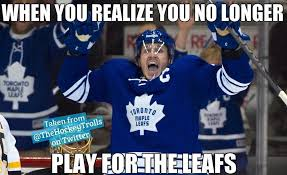 hockeytrolls dion phaneuf traded to ottawa as part of a 9 player