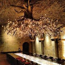Upside Down Crystal Chandelier Best 25 Branch Chandelier Ideas On Pinterest Twig Chandelier