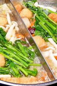 turkey broth pot roti n rice