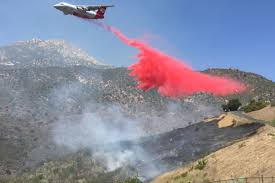 Wildfire Lompoc Ca by Fire Burns 2 Acres In Mission Canyon Above Santa Barbara Local