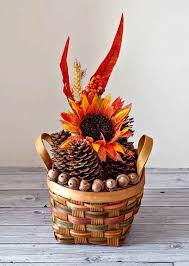 simple yet impressive diy thanksgiving centerpieces san juan