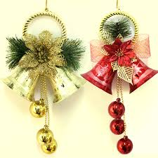 aliexpress com buy 15cm 35cm christmas bells christmas double