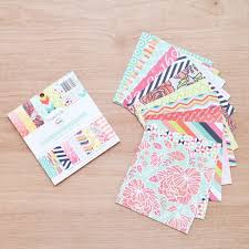 project 52 edition 6x6 paper pad scrapbooking accessories