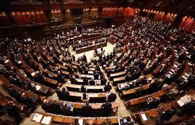 parlamento seduta comune se in parlamento volano gli schiaffi fiori