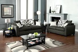 gray furniture set black living room grey living room furniture
