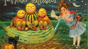 vintage postcards greeting halloween 1900 1910 youtube