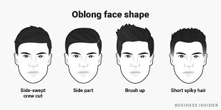 haircuts for men with oval shaped faces best haircut for every face shape business insider