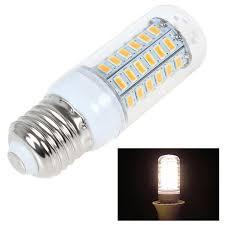 Spotlight Chandelier E27 Led L 5730 Smd 56leds 110 220v Corn Bulb White Warm White