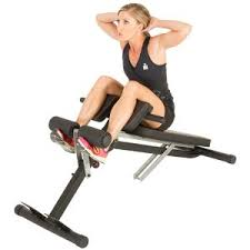 Roman Chair Exercises Fitness Reality Hyperextension Bench Review The Home Fit Freak