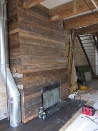 barn wood wall in bathroom fancy reclaimed wood accent wall