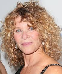 kate capshaw s short curly hairstyle wild pretty designs
