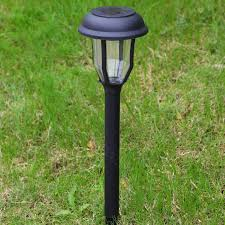 solar stake lights outdoor solar pathway lights outdoor garden path decorative stake light dual
