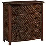 amazon com wicker bedroom furniture furniture home u0026 kitchen