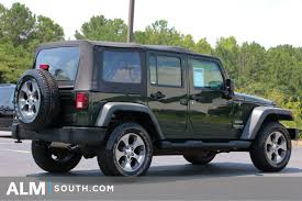 Used Jeep Wrangler Unlimited 2010 Used Jeep Wrangler Unlimited 4wd 4dr Sport At Alm South