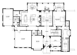 large house blueprints largeouse floor plans open one storyome plan nz family