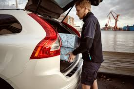 volvo head office australia volvo lets you have your christmas shopping delivered directly to