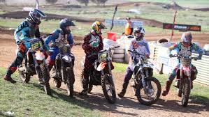 junior motocross racing junior riders tear up track the standard
