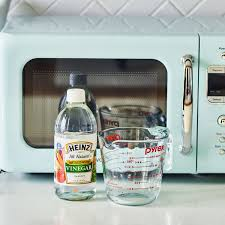 what s the best way to clean high gloss kitchen units how to clean a microwave with vinegar kitchn