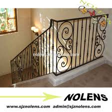 Wrought Iron Stair by Wrought Iron Stair Railing Panels Wrought Iron Stair Railing
