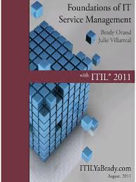 foundations of it service management with itil 2011 itil