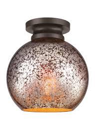 Copper Flush Mount Light Fm407orb 1 Light Flushmount Oil Rubbed Bronze