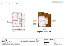 Dormer Extension Plans Example Projects U2013 Planning Consultants