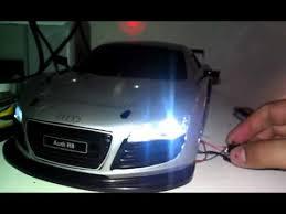 fw audi kyosho fw 06 audi r8 led headlights