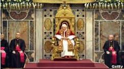 Papa Bento 16 anuncia renúncia e surpreende mundo - BBC Brasil ...
